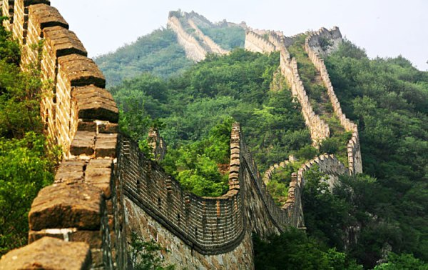 Real Facts About Great Wall of China 2